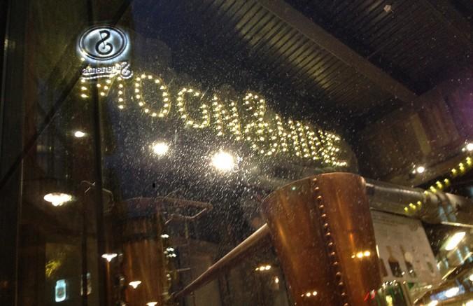 moonshine gatlinburg tennessee at night