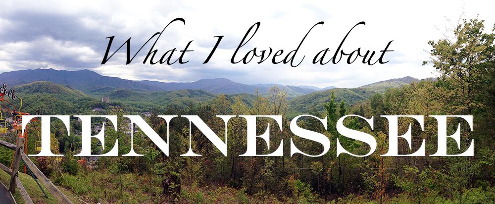 mountain overlooking Gatlinburg Tennessee