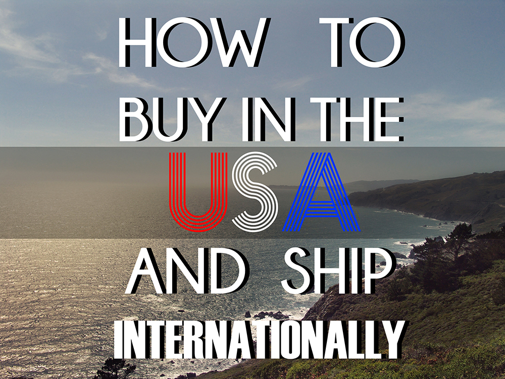 sarah kohl travel blogger tips to buy in the USA and ship internationally