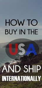 sarah kohl travel blogger tips to buy in the USA and ship internationally long