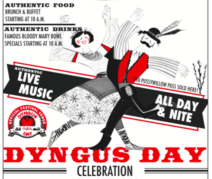 dyngus day buffalo ny decade celebration polish american krupnik