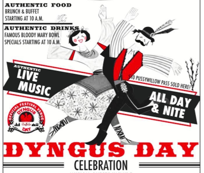 dyngus day buffalo ny decade celebration polish american krupnik
