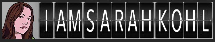 i am sarah kohl